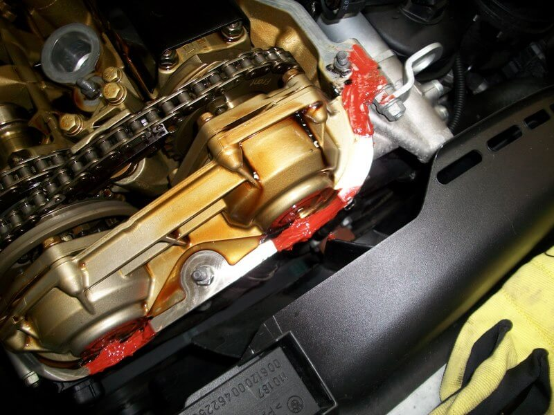 Bmw E46 Diy Valve Cover Gasket - Diy Virtual Fretboard