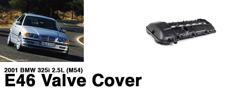 2001-bmw-325i-2.5L-M54-E46-valve-cover-replacement