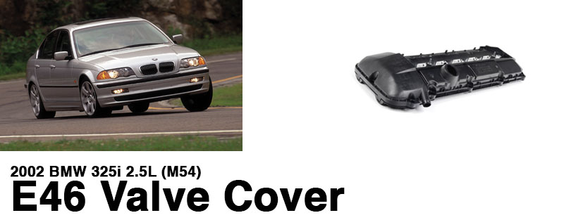 2002-bmw-325i-2.5l-M54-e46-valve-cover