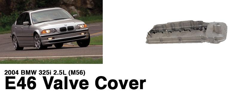 2004-bmw-325i-2.5l-M56-e46-valve-cover